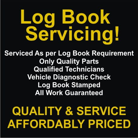 Logbook Servicing