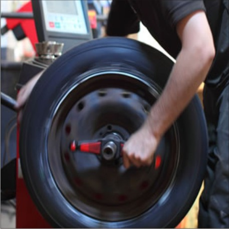 REGULAR WHEEL ALIGNMENTS PROVIDE SAFE